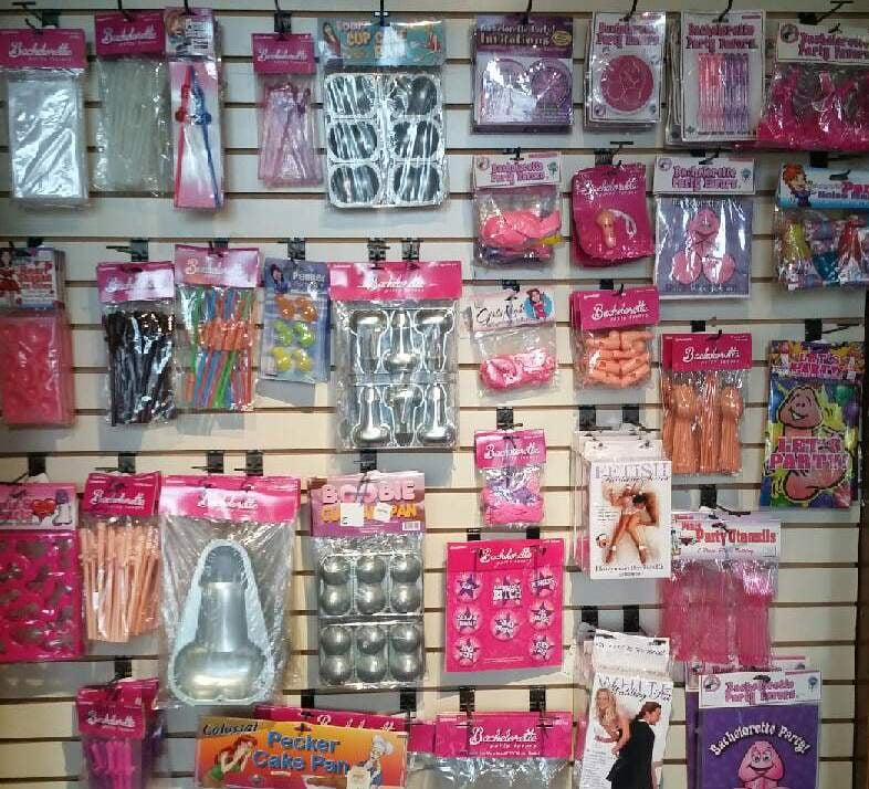 Adult toys super store