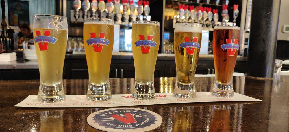 Victory Brewing Company Downingtown: 420 Acorn Ln, Downingtown, PA
