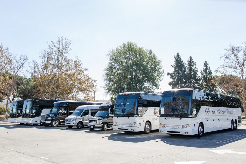 Four Season Travel: 13139 Ramona Blvd, Irwindale, CA