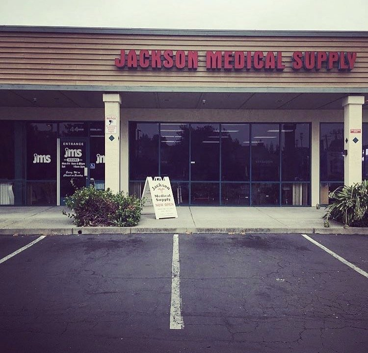 Jackson Medical Supply: 480 Redwood St, Vallejo, CA