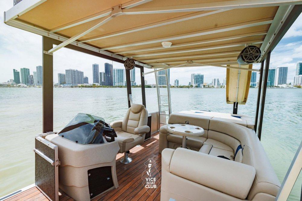 Vice Boat Club: 1635 N Bayshore Dr, Miami, FL