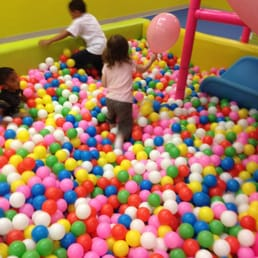 Fia in the ball pit yelp for Ball pits near me