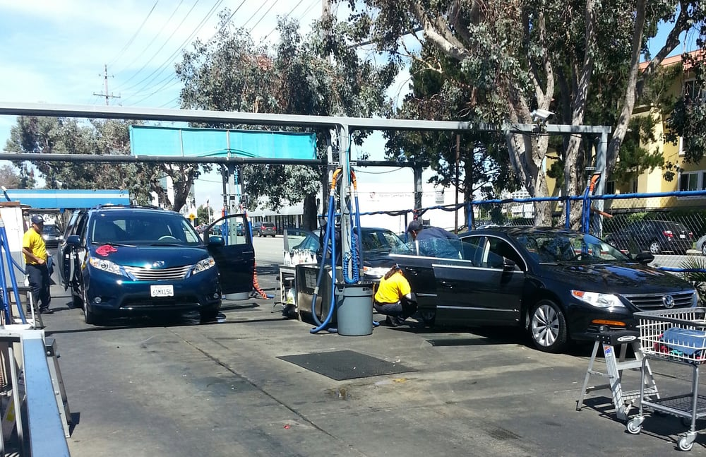 Auto Pride Car Wash: Interior Cleaning Station
