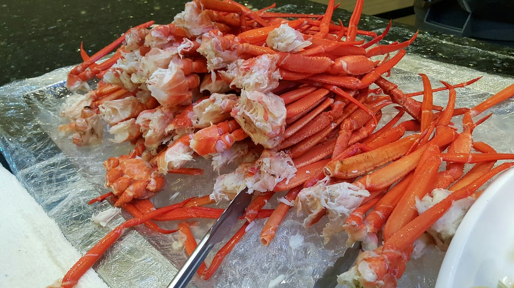 East Buffet Snow Crab Legs Yelp