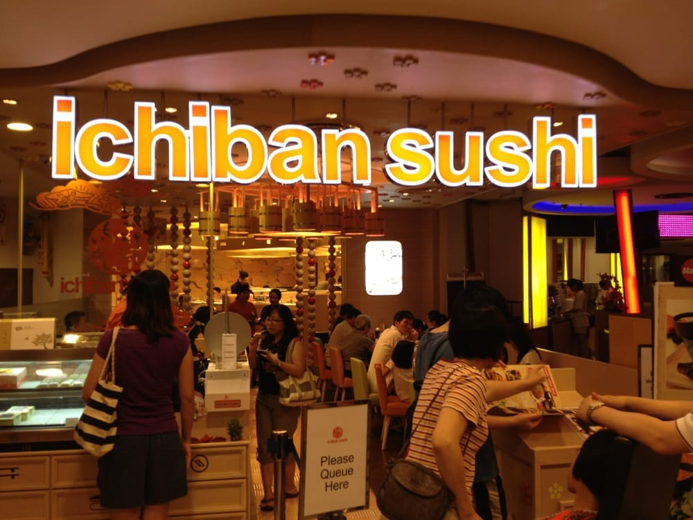 Ichiban Sushi Singapore