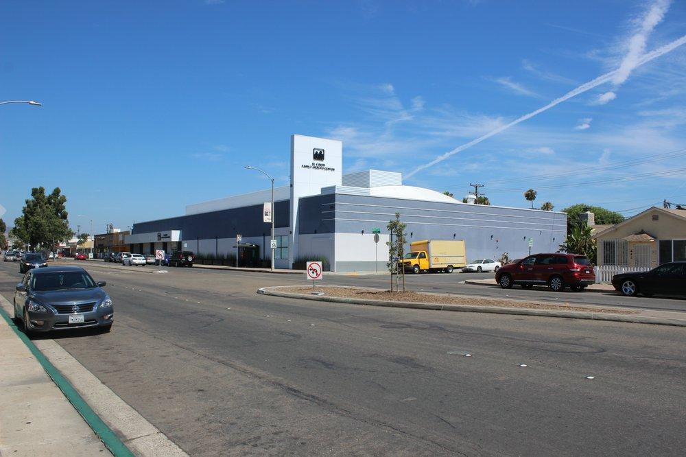 El Cajon Family Health Center: 525 E Main St, El Cajon, CA