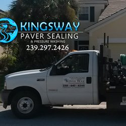 Kingsway Paver Sealing & Pressure Washing - Request a Quote