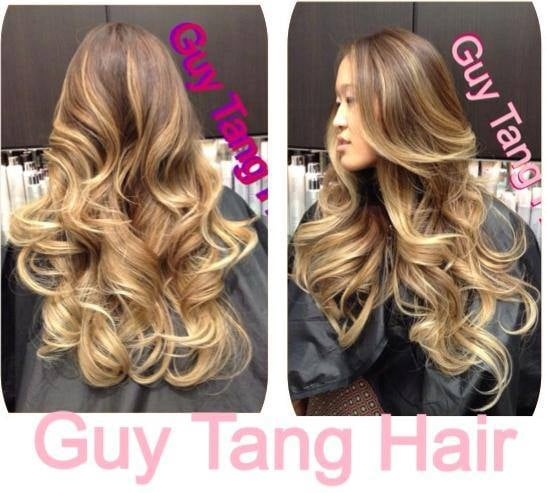 Here 39 s a better look at what guy tang did on my second for Guy tang salon