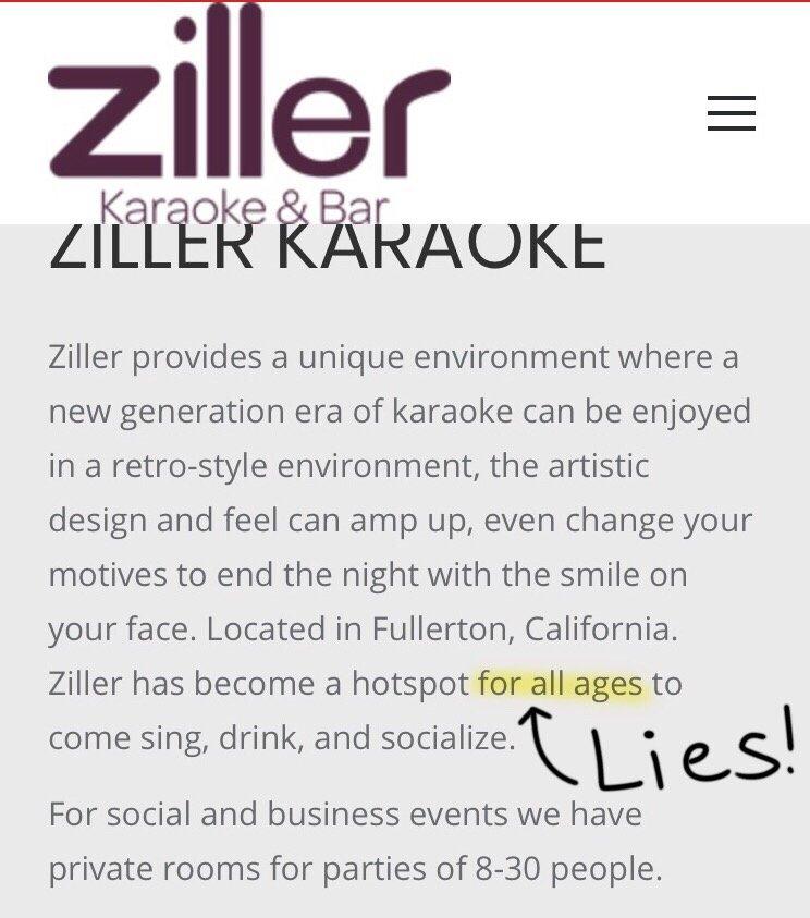 The Ziller Lounge & Karaoke - 206 Photos & 295 Reviews