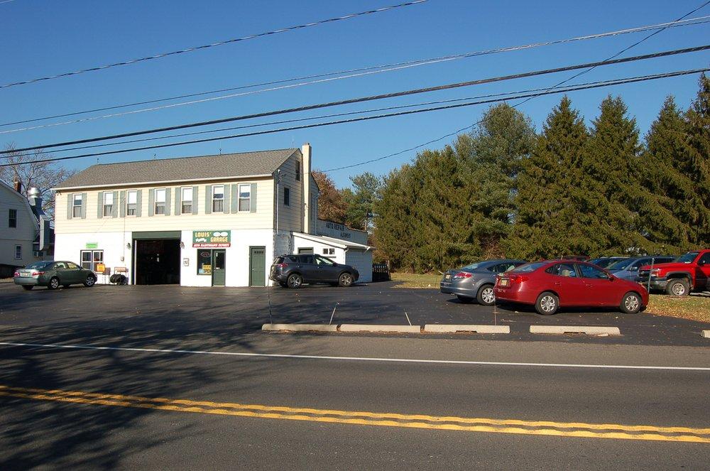Louis' Garage: 513 State Rt 173, Stewartsville, NJ