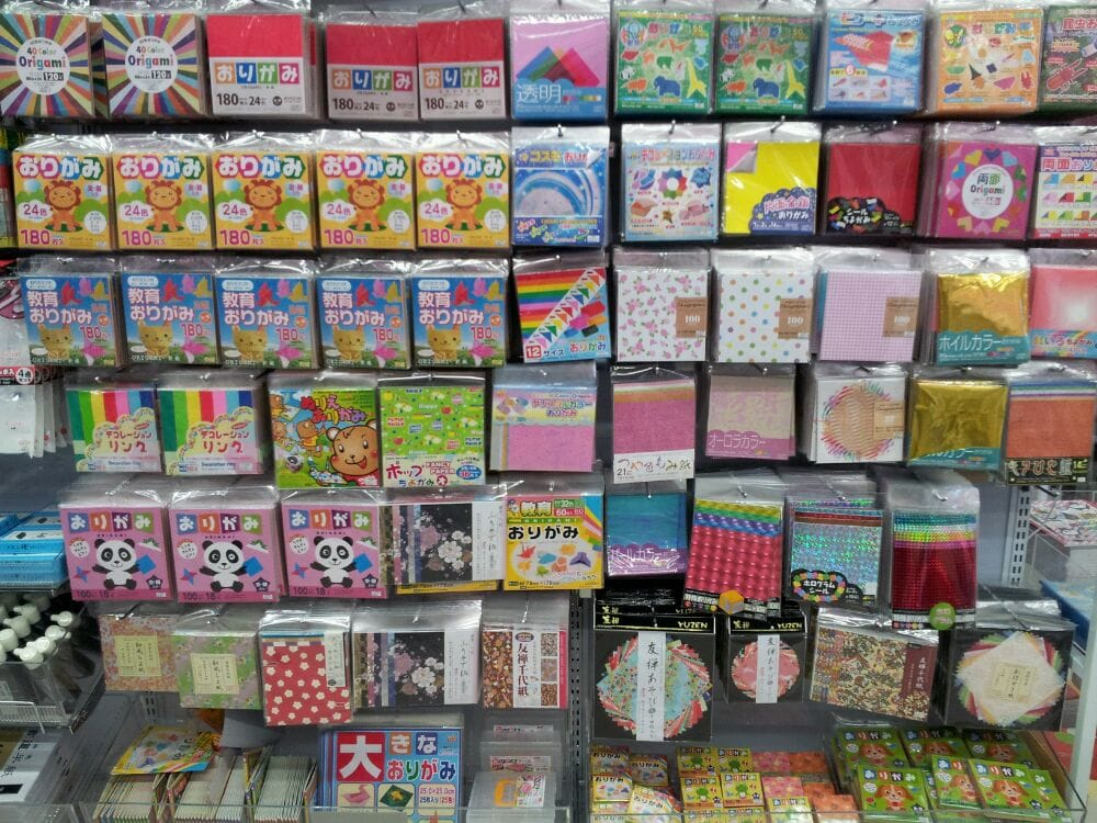 Origami Paper For Just 1 50 A Pack Yelp