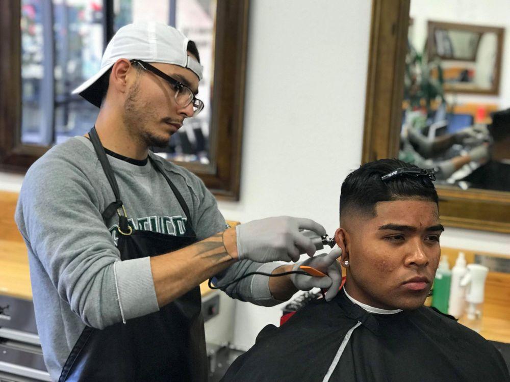 Urban Barber College San Diego: 220 Euclid Ave, San Diego, CA