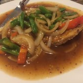 Taste of thailand order food online 153 photos 97 for Fish on fire menu