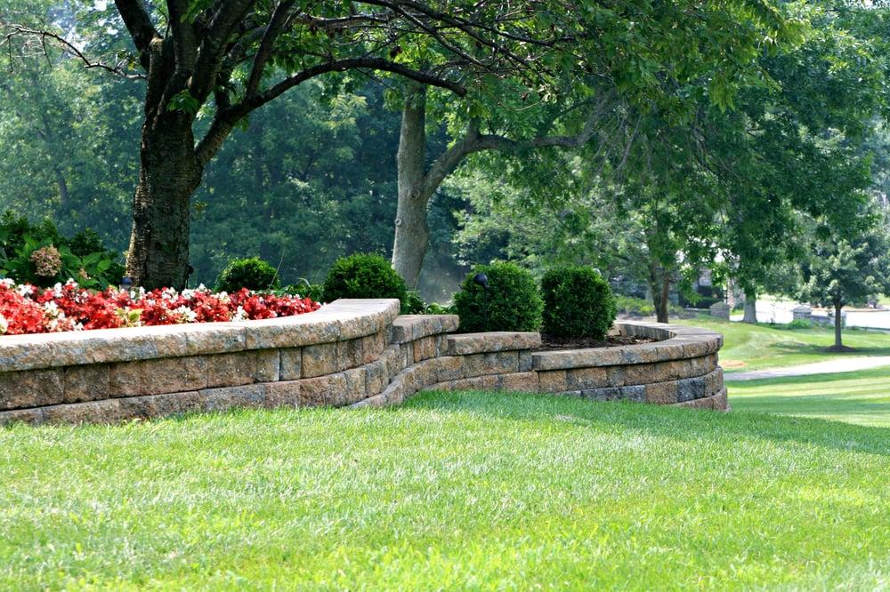 Landscaping Mulch Lexington Ky : Landscape photos landscaping downs ave lexington ky