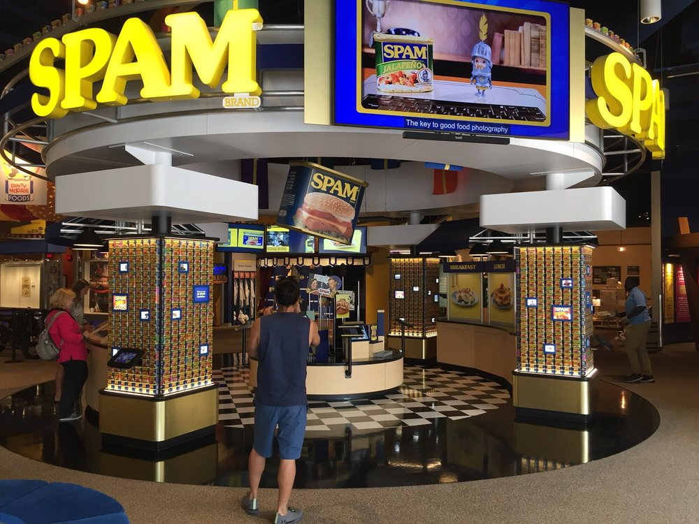 Spam Museum: 101 3rd Ave NE, Austin, MN