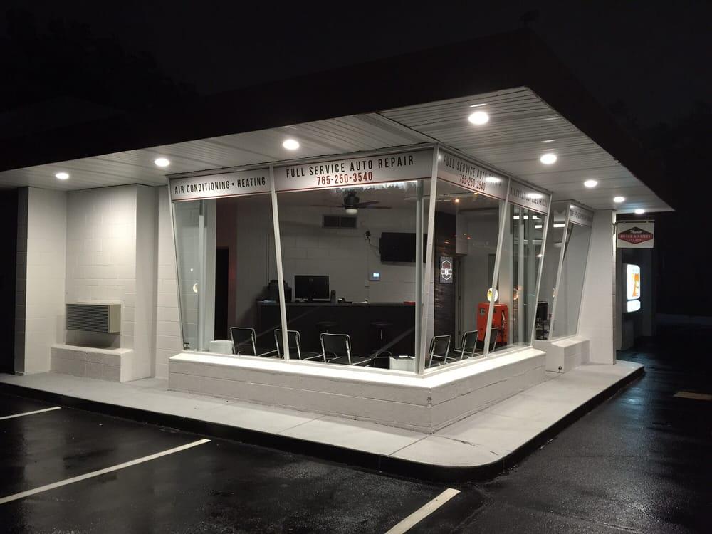 Weise Service Center: 1600 Kossuth St, Lafayette, IN