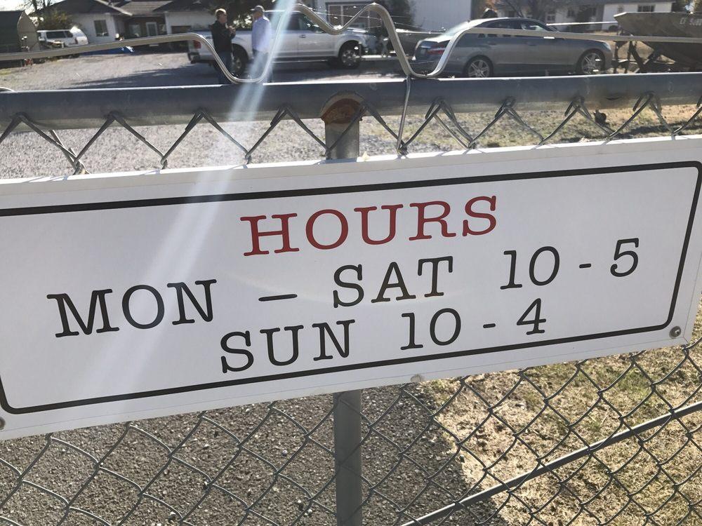 Shasta Angler & Intermountain Marine: Highway 299 E, Fall River Mills, CA