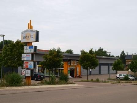 Getränke Göbel - Getränkemarkt - Alte Heidenheimer Str. 88, Aalen ...
