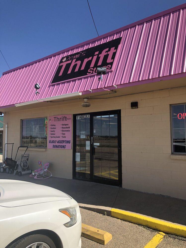 Demi's Treasure & Thrift Store: 114 8th St, Dacono, CO