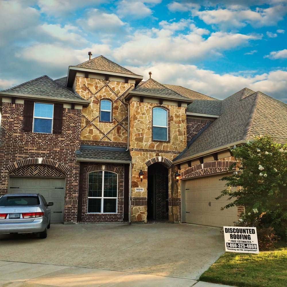Discounted Roofing & Remodeling: Frisco, TX