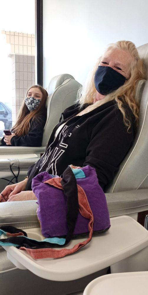 Vip Nails and Spa: 1151 W Randall St, Coopersville, MI