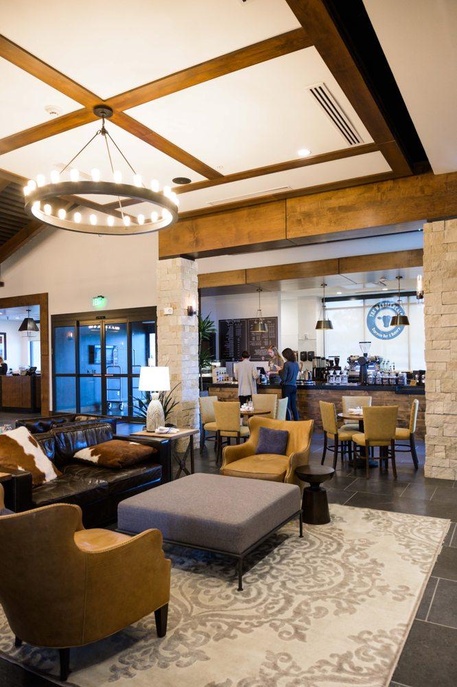 Wander'n Calf Coffee - Boerne: 101 Herff Rd, Boerne, TX