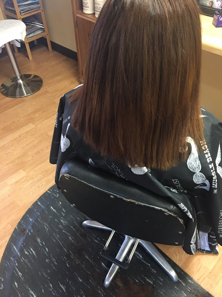 The Mild Red Salon Hair Salons 825 Columbia Ln Provo Ut