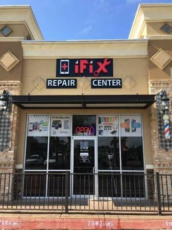 iFix Repair Center: 1702 E Griffin Pkwy, Mission, TX
