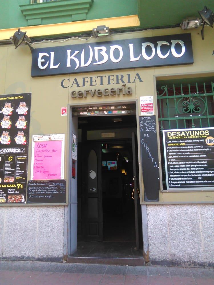 Kubo Loco 10 Photos Bars Paseo De Las Delicias 139