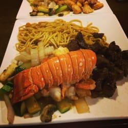 Photo Of Hana Anese Restaurant South Burlington Vt United States Lobster Combo