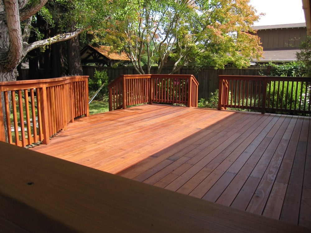 sun drenched redwood deck yelp. Black Bedroom Furniture Sets. Home Design Ideas