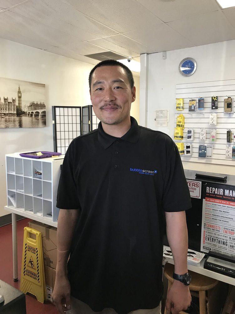 Bubble Screen Mobile Repair Center