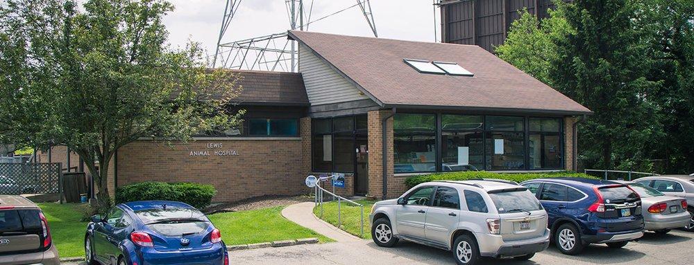 Lewis Animal Hospital: 451 E Galbraith Rd, Cincinnati, OH