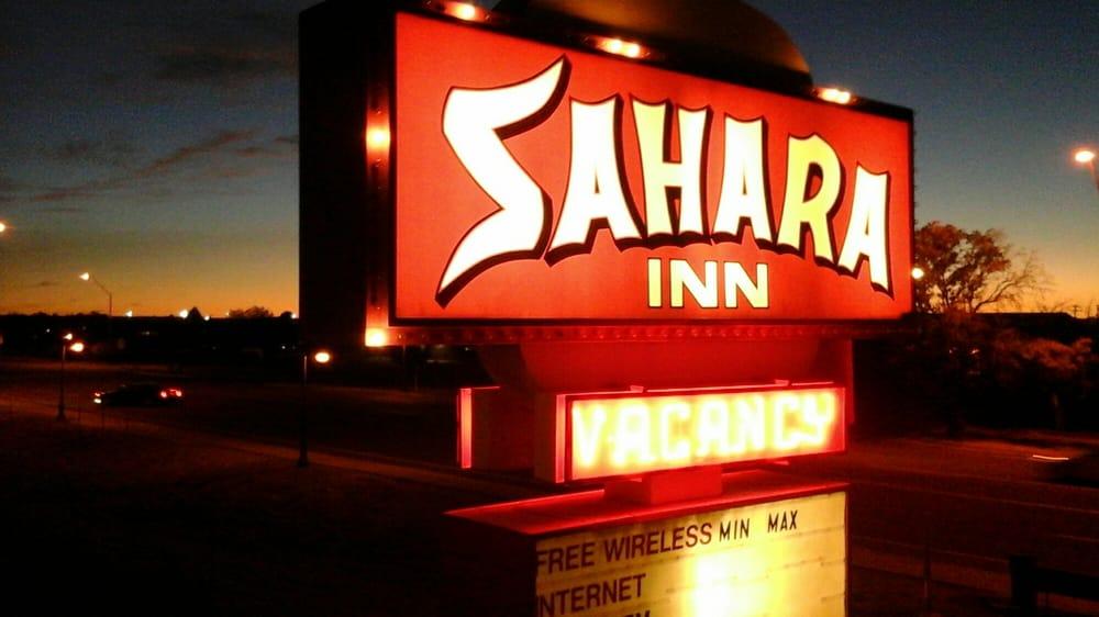 Sahara Inn: 2402 Navajo Blvd, Holbrook, AZ