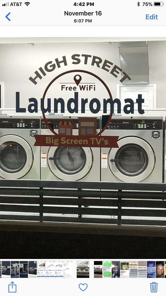 600 E High Street Laundromat: 600 E High St, Jefferson City, MO