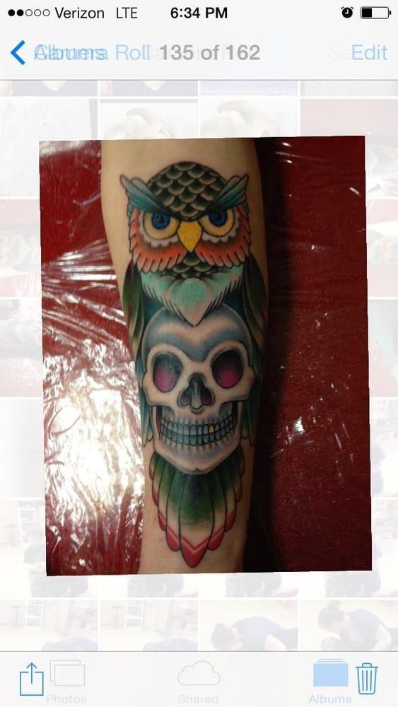 Sugar Daddy's Tattoo: 2623 Paramount Blvd, Amarillo, TX