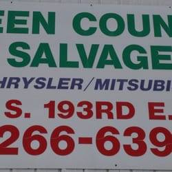 Green Country Auto >> Green Country Salvage Auto Parts Supplies 432 S 193rd