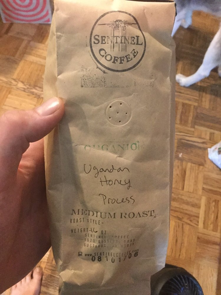 Sentinel Coffee: 1920 Gustavus Rd, Gustavus, AK