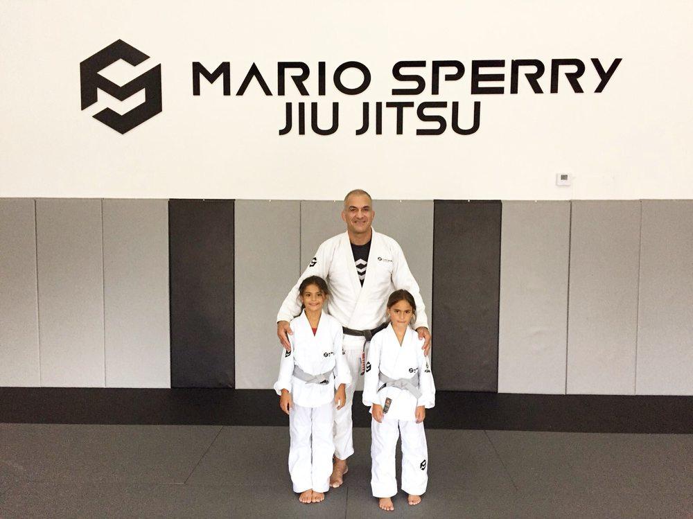 Mario Sperry Jiu Jitsu