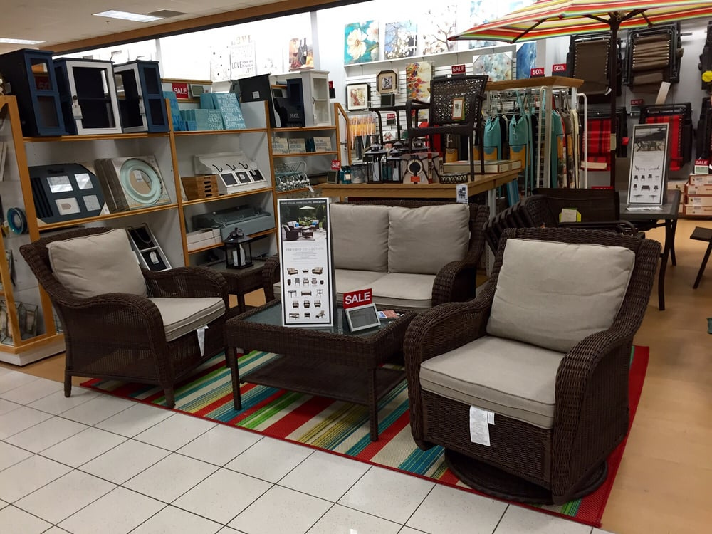 Love This Patio Furniture I Happen To Know Kohls Is
