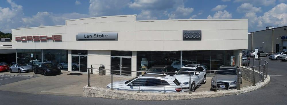 Len Stoler Audi Is Baltimores Premier Audi Dealership Stop By - Len stoler audi