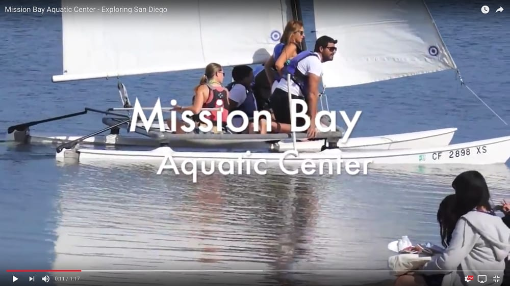 Mission Bay Aquatic Center