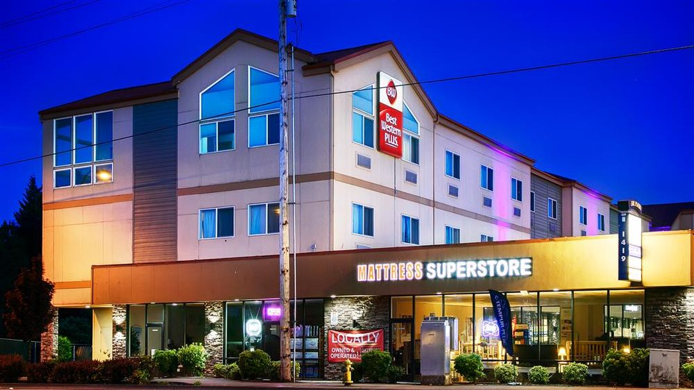 Best Western Plus Battle Ground Inn & Suites: 1419 W Main St, Battle Ground, WA