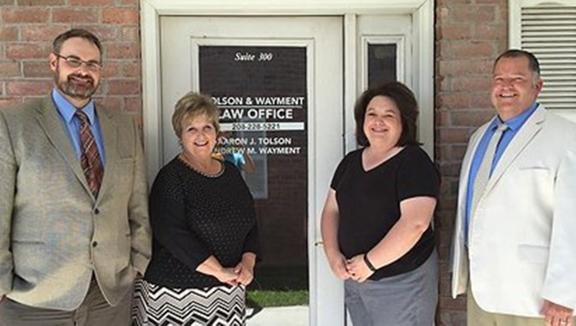 Photo of Aaron J Tolson Law Offices: Ammon, ID