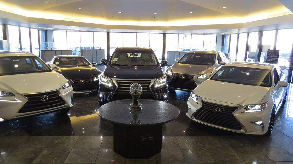 Lexus of North Hills: 15025 Perry Hwy, Wexford, PA