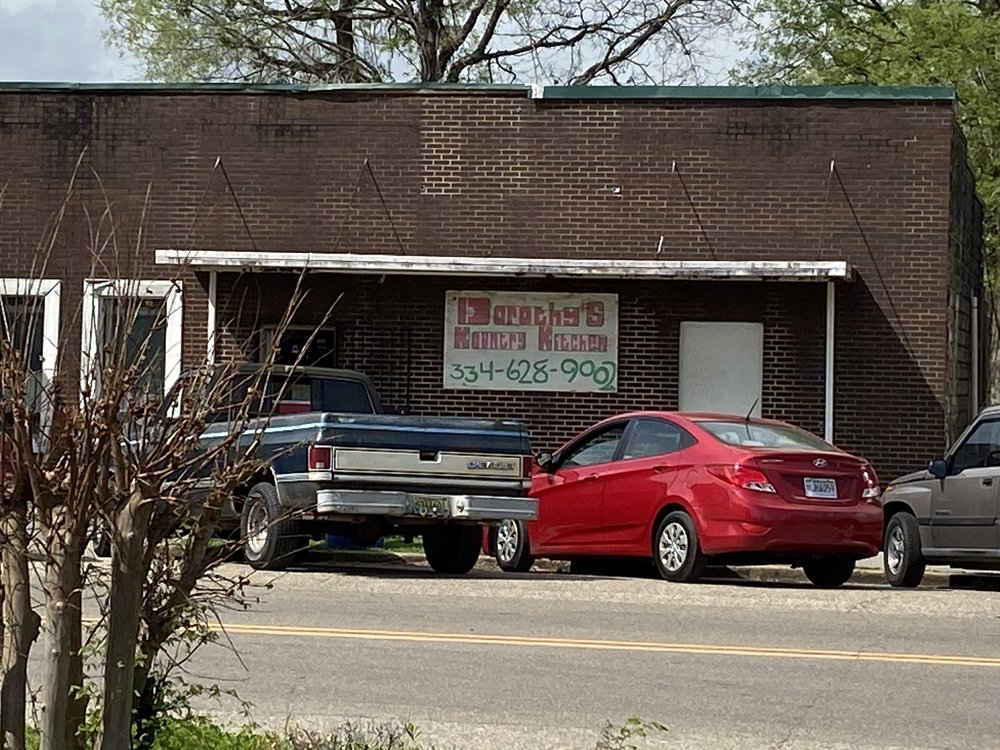Dorothy's Kountry Kitchen: Water Ave, Uniontown, AL