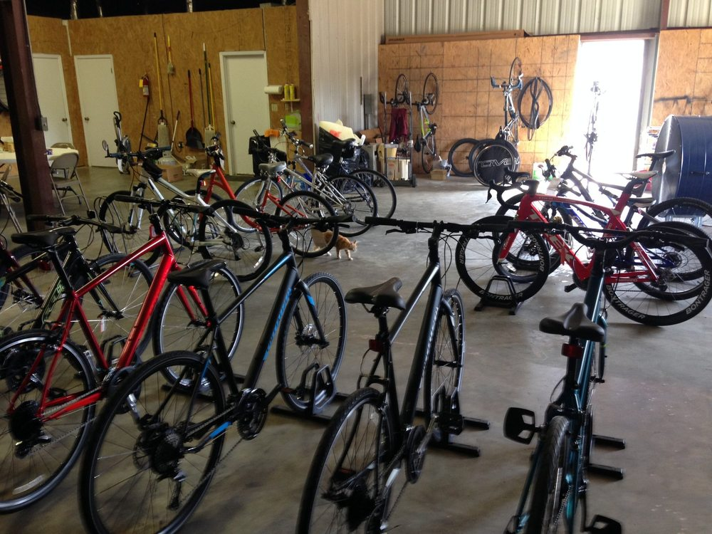 Jed's Perfect Endurance Bikes: 37 King Rd, Hattiesburg, MS