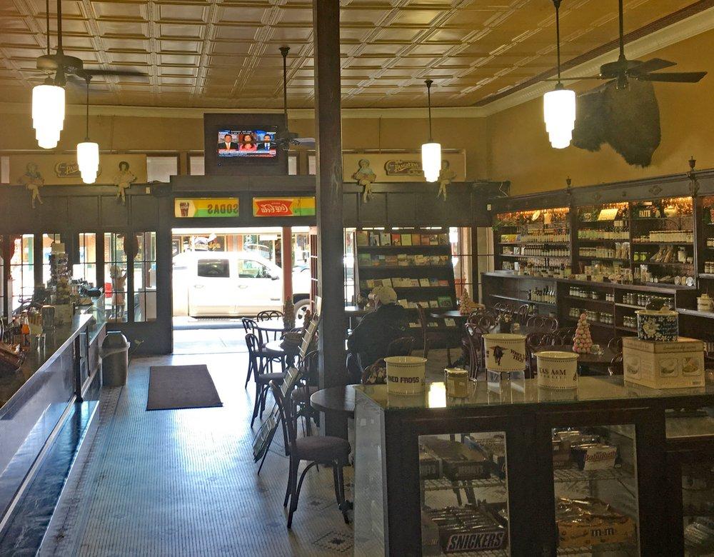 Sanders Drug Store: 104 S Main St, Albany, TX