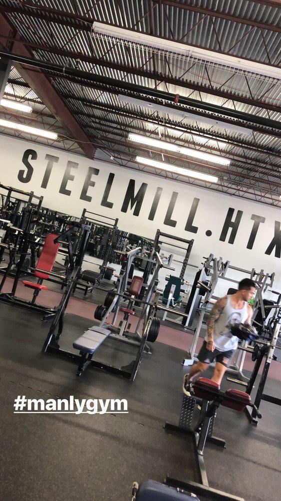 Steelmill Gym: 4721 N Main, Houston, TX