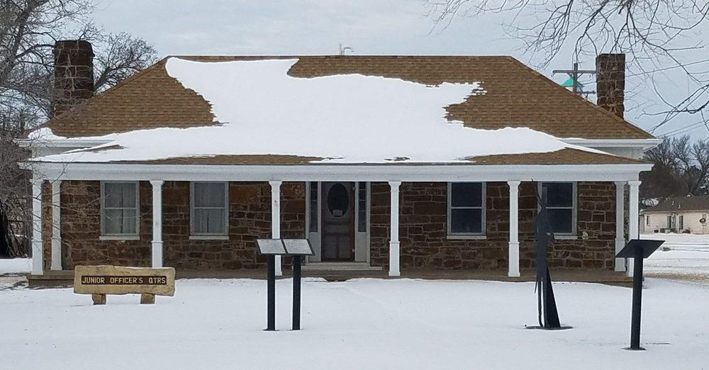 Photo of Fort Harker Guard House Museum: Kanopolis, KS